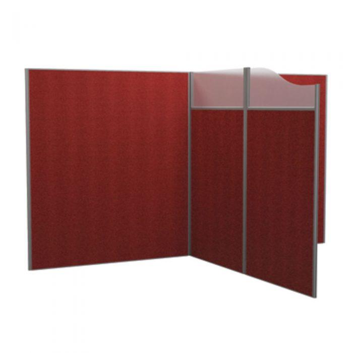 macphersons_screens_is_floor_standing_screens_glass_fabric