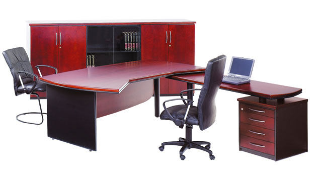 macphersons_summit_veneer_executive_desk_with_wall_unit