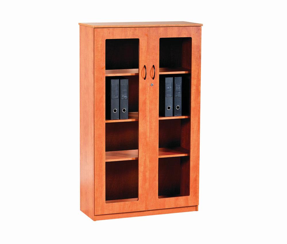 macphersons_melamine_desking_data_track_storage_glass_hinge_bookcase