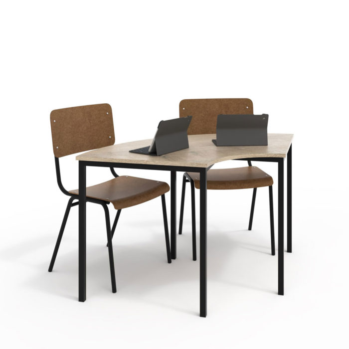 macphersons_school_furniture_durban_s_shaped_table