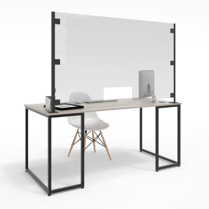 macphersons_office_furniture_screens_3mm-Perspex-Screens-with-25-x-25mm-Steel_2