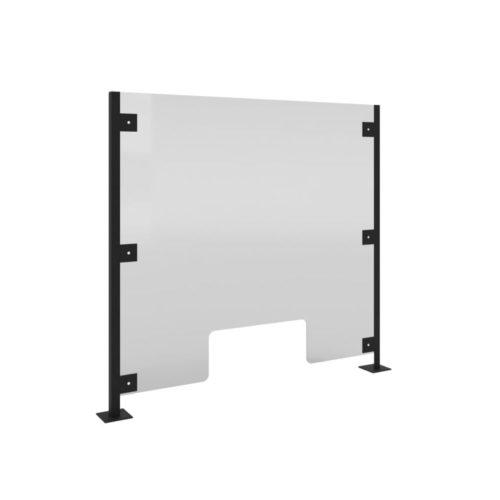 macphersons_office_furniture_screens_3mm-Perspex-Screens-with-25-x-25mm-Steel_3